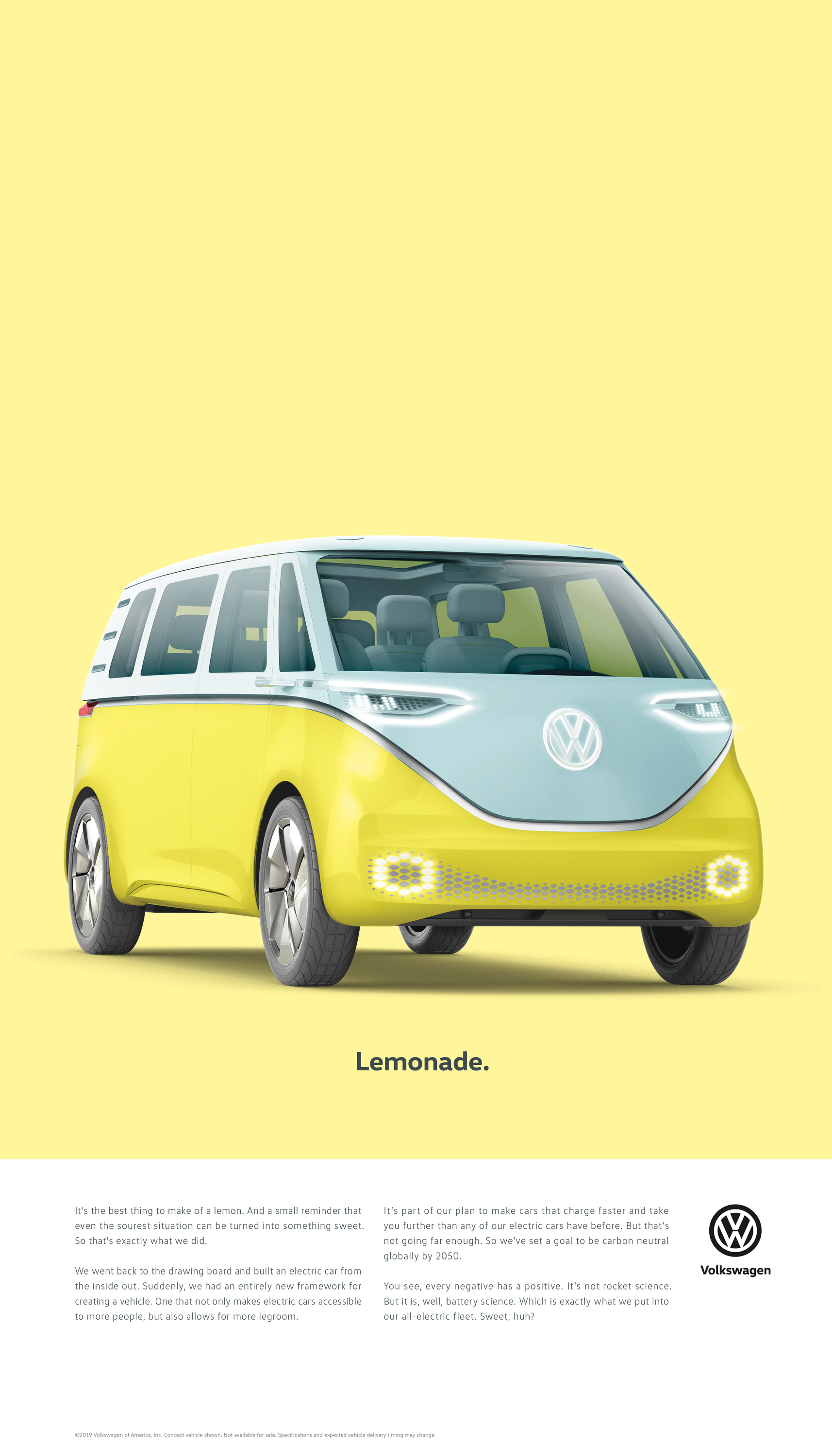 VW Lemonade