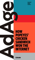 Popeyes case study cover