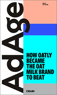 Oatly Case Study cover image