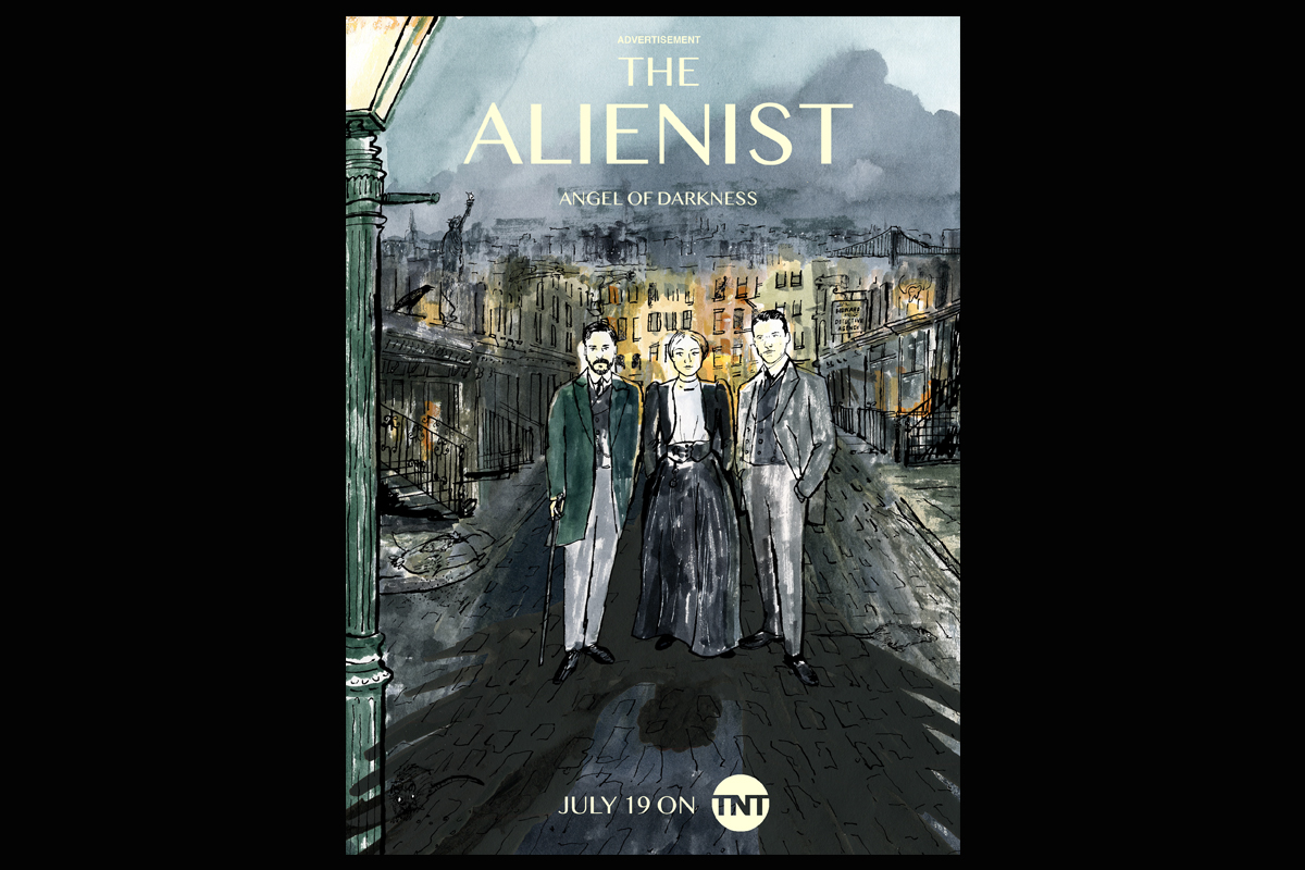 The Alienist New Yorker