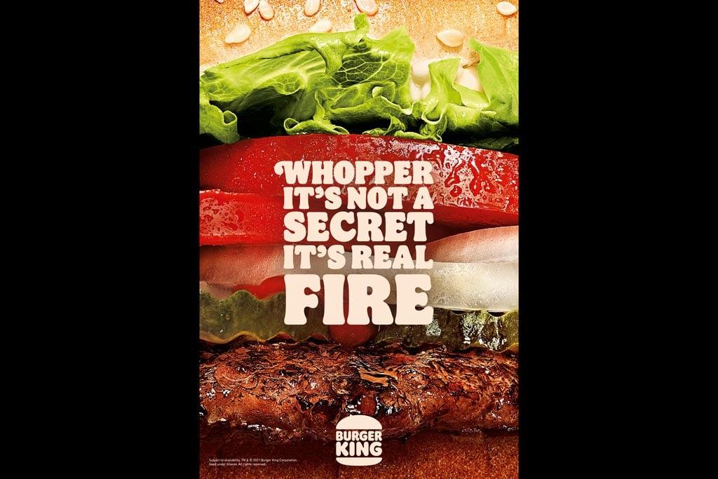 Burger King OOH