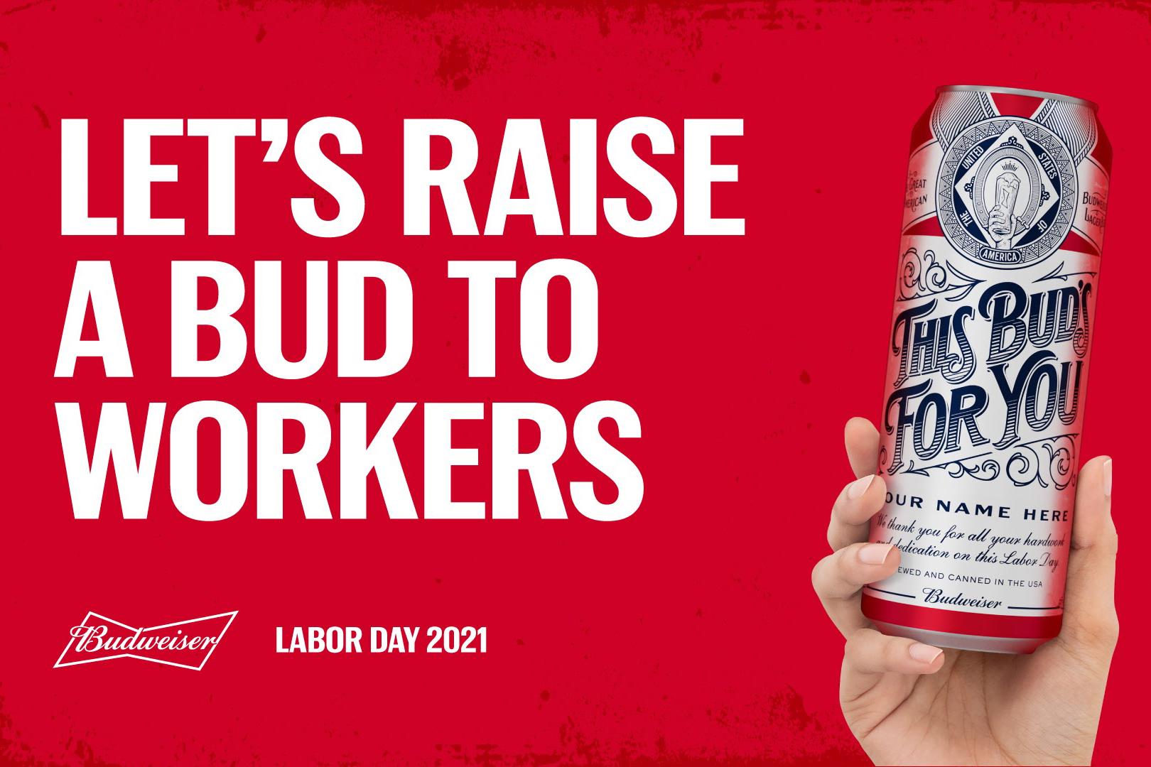 Budweiser Raise a Bud