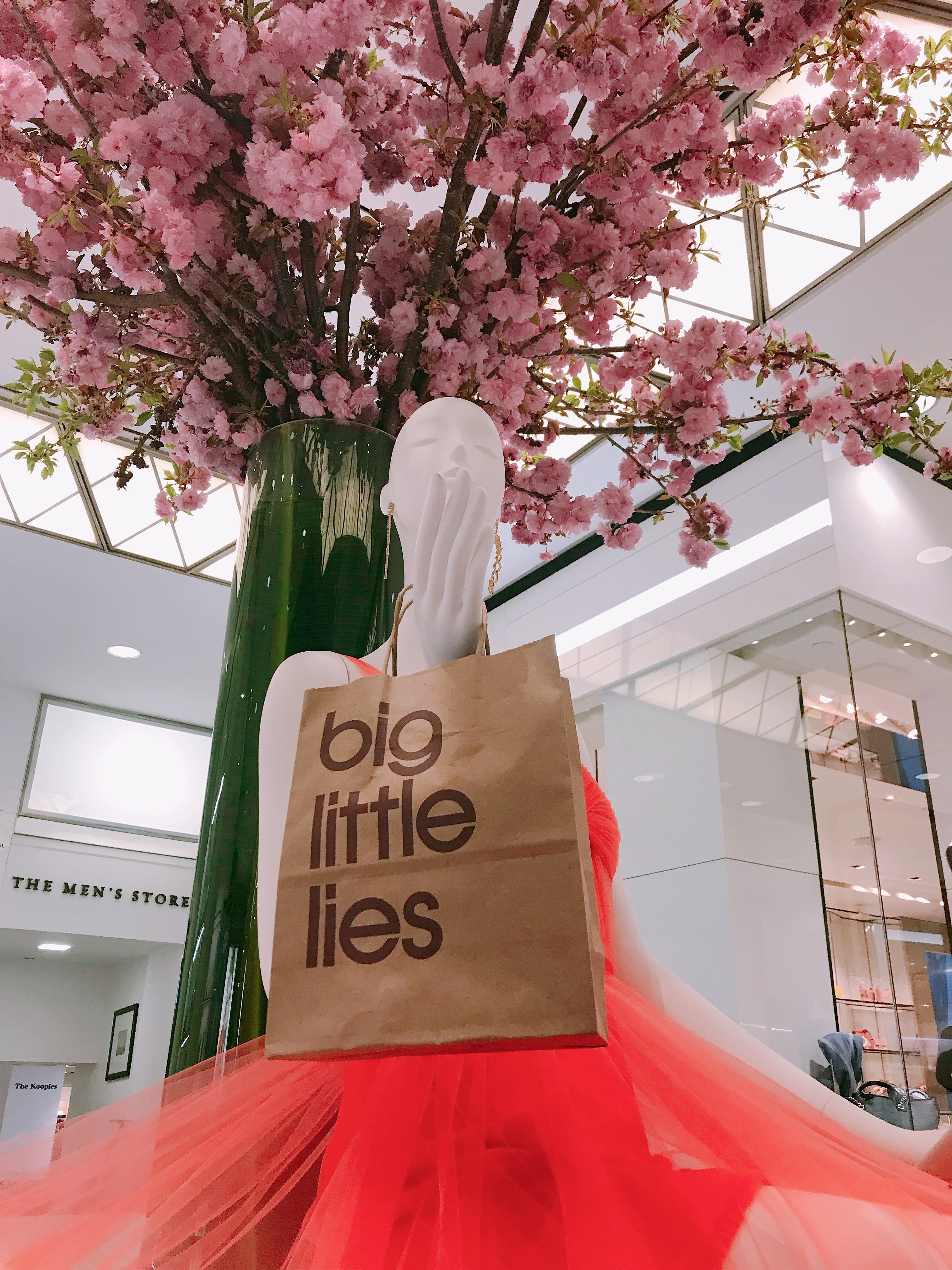 BloomingdalesxHBO Big Little Lies bag