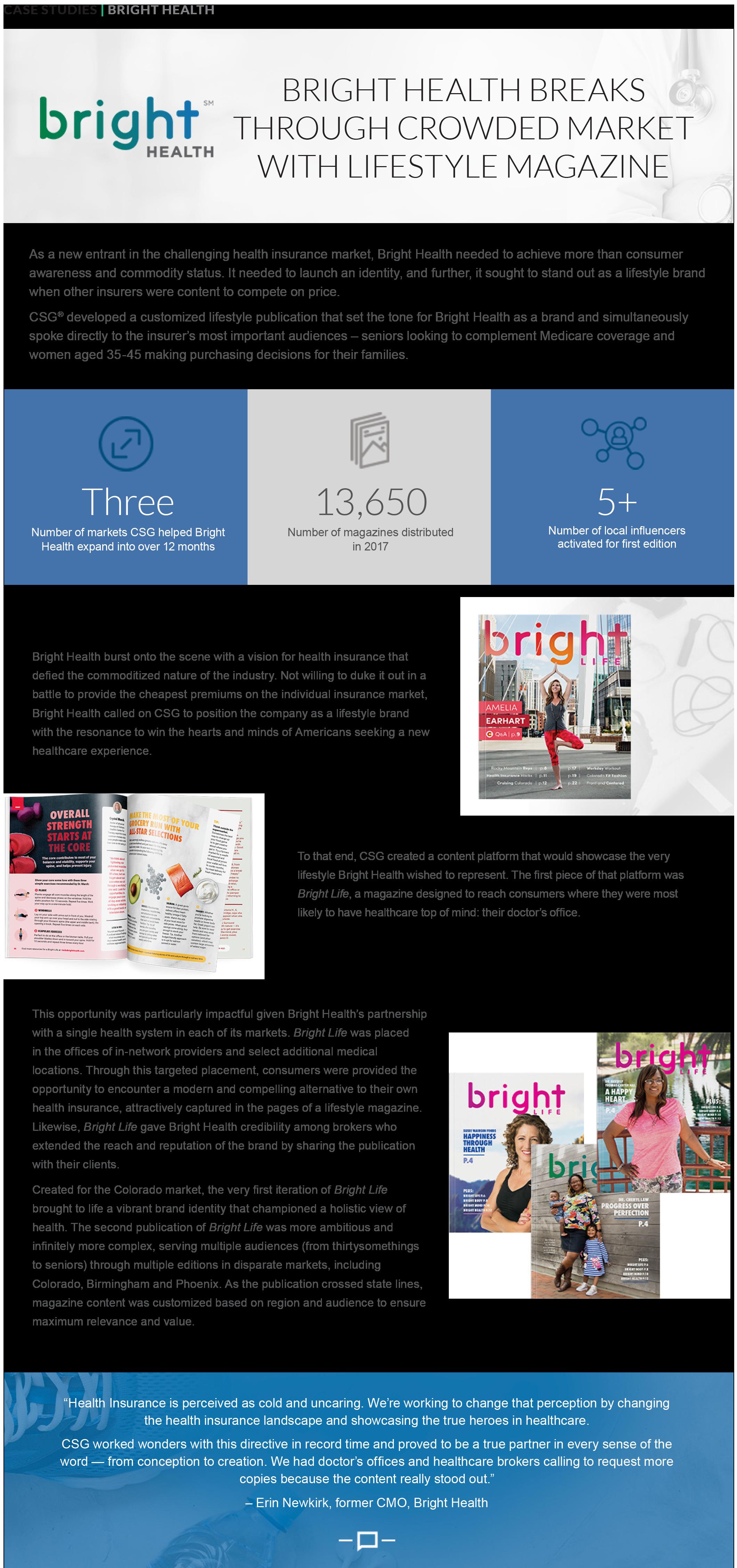 bright health case study