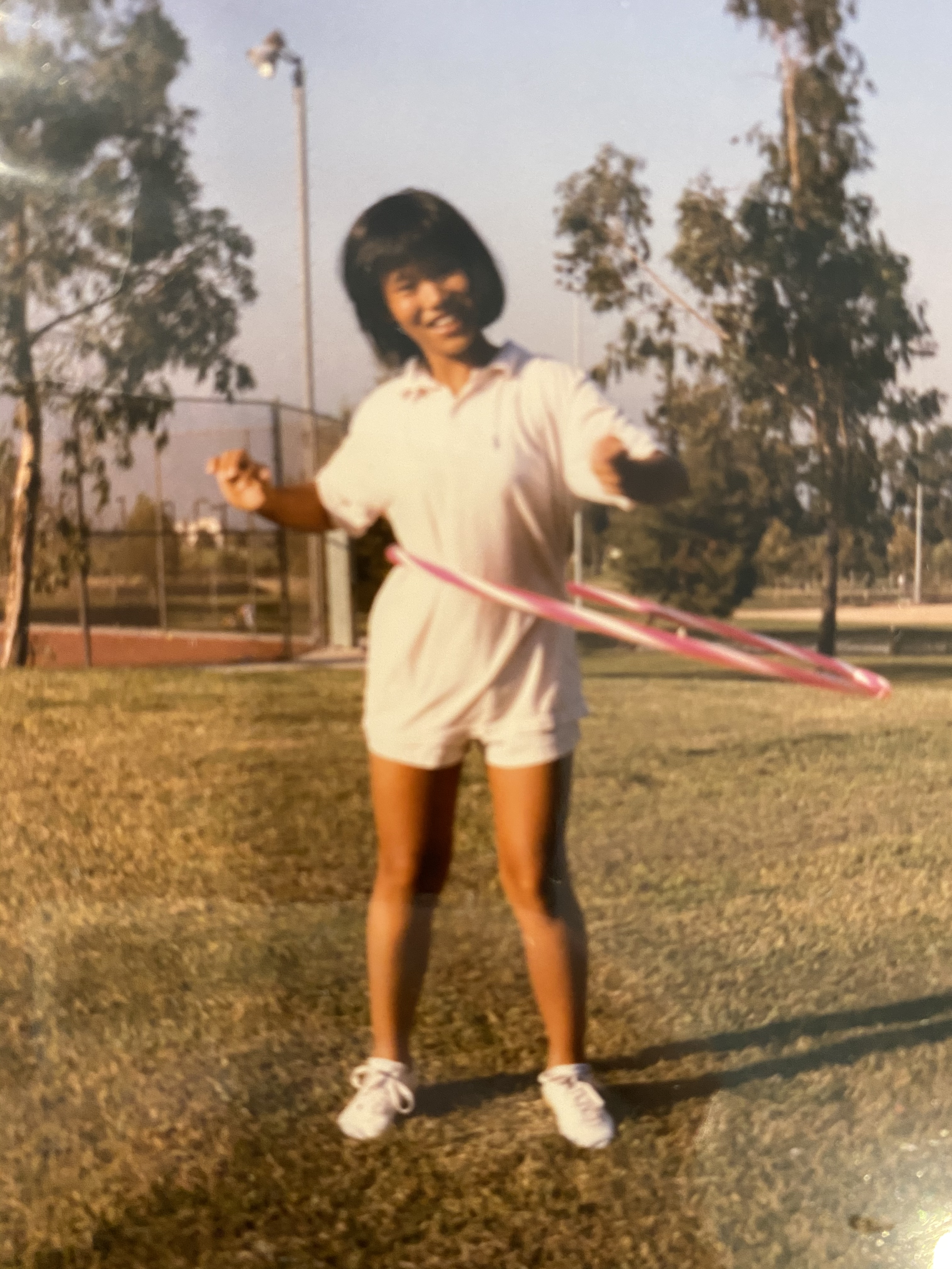 Cathy Butler, childhood