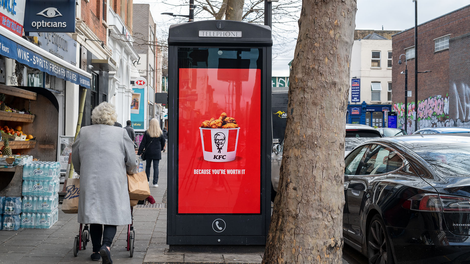 KFC - L'Oreal