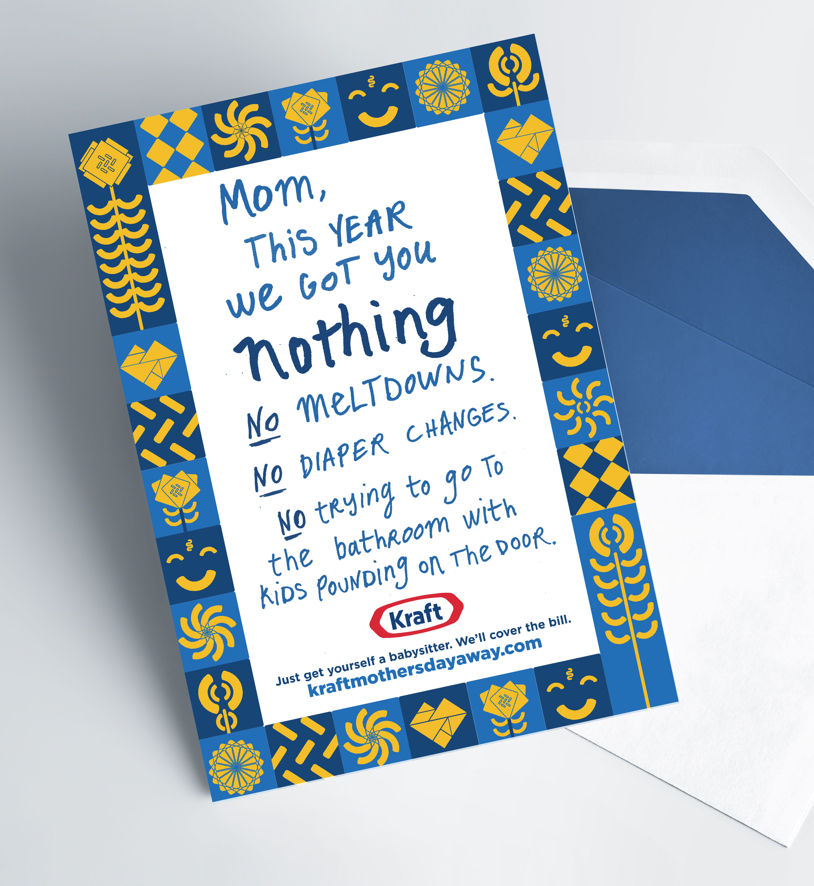 Kraft Mother's Day Away