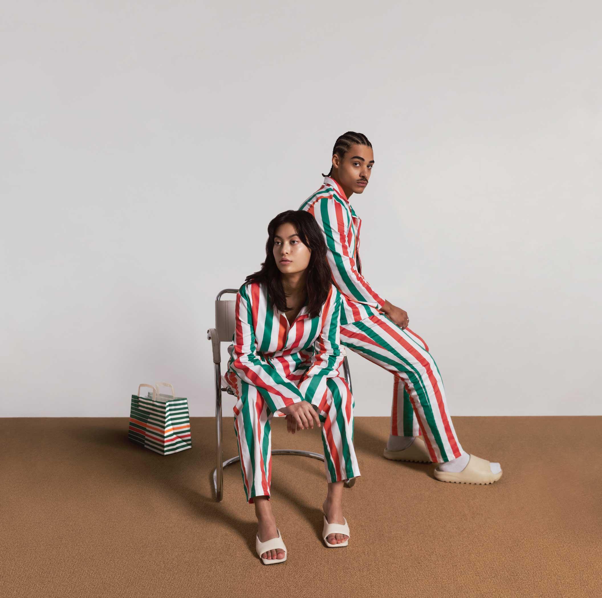 7-Eleven pyjamas