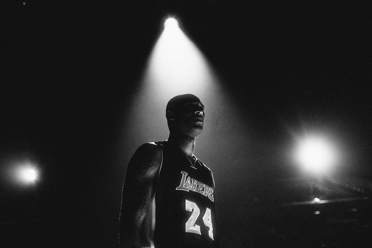 Kobe Nike Farewell