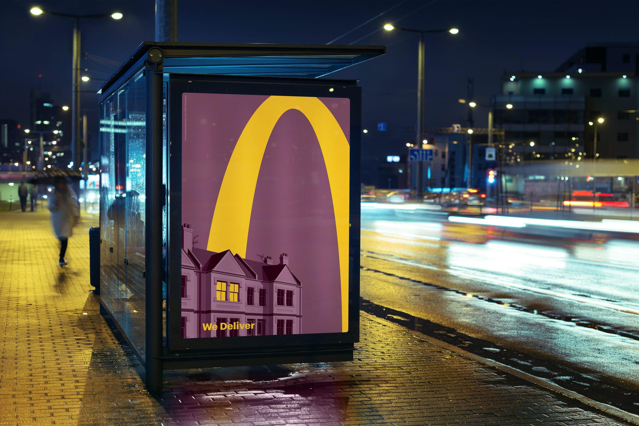 McDonalds Lights On 2