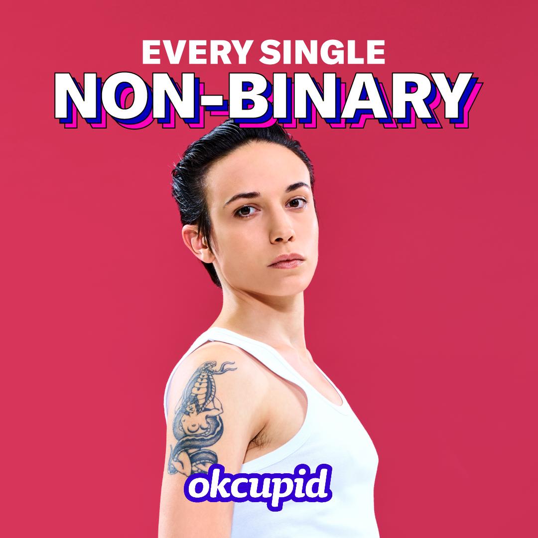 """Every single non-binary"""