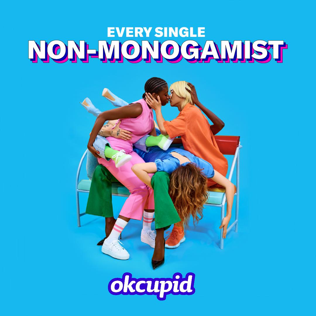 """""""Every single non-monogamist"""""""