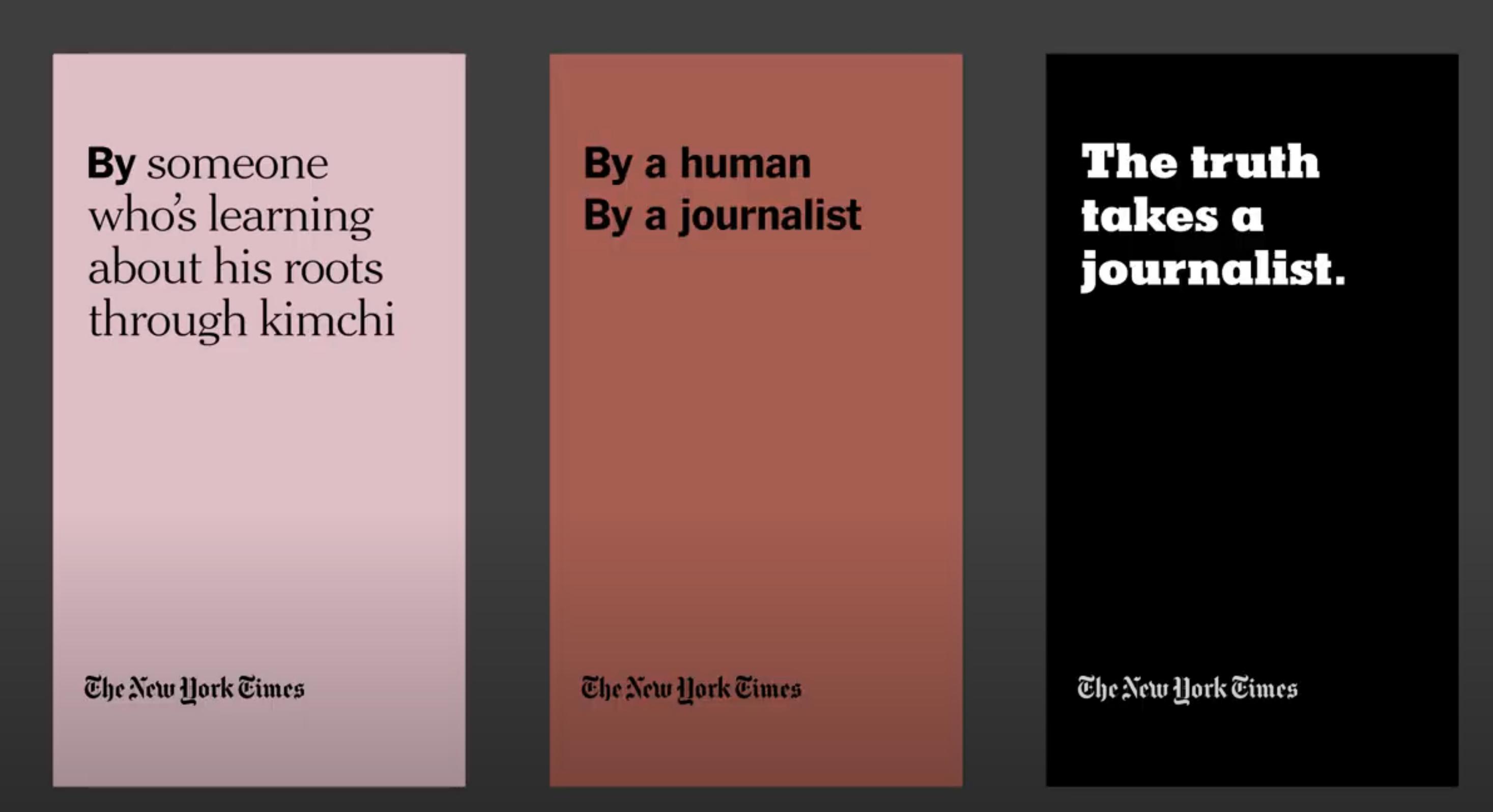 nyt digital ooh journalist