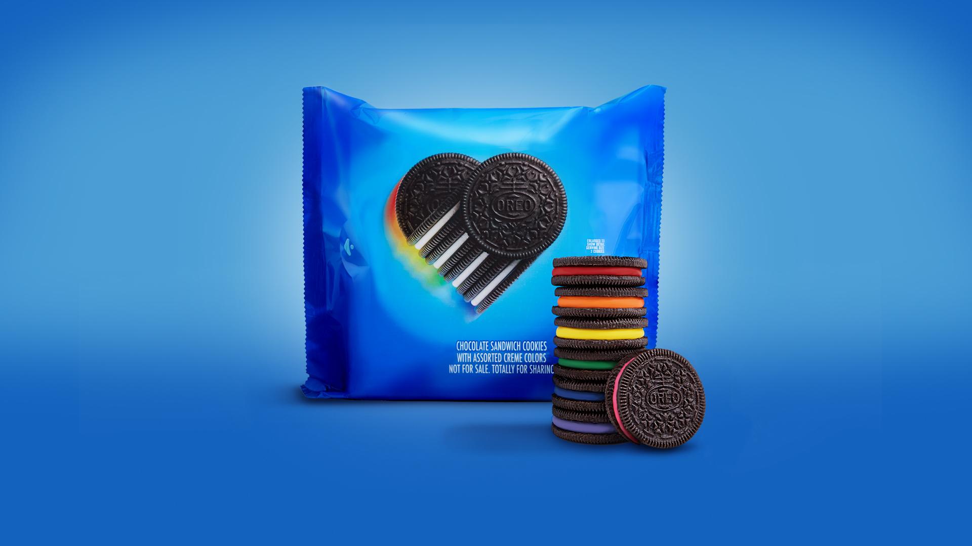 Oreo Pride Cookie Pack