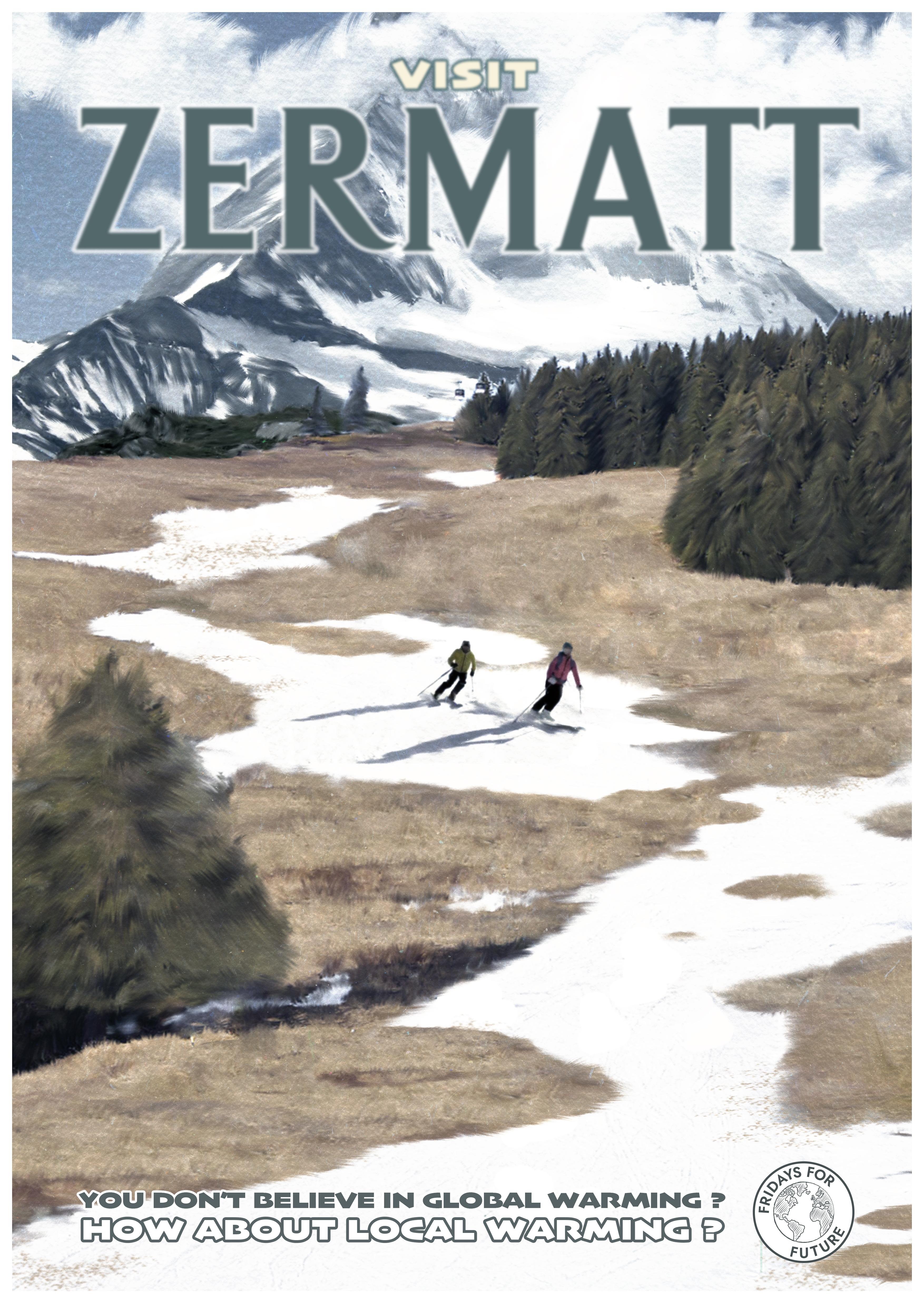 Fridays for Future: Zermatt