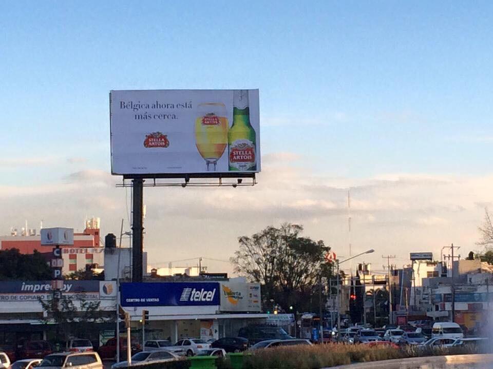 Stella Artois ad