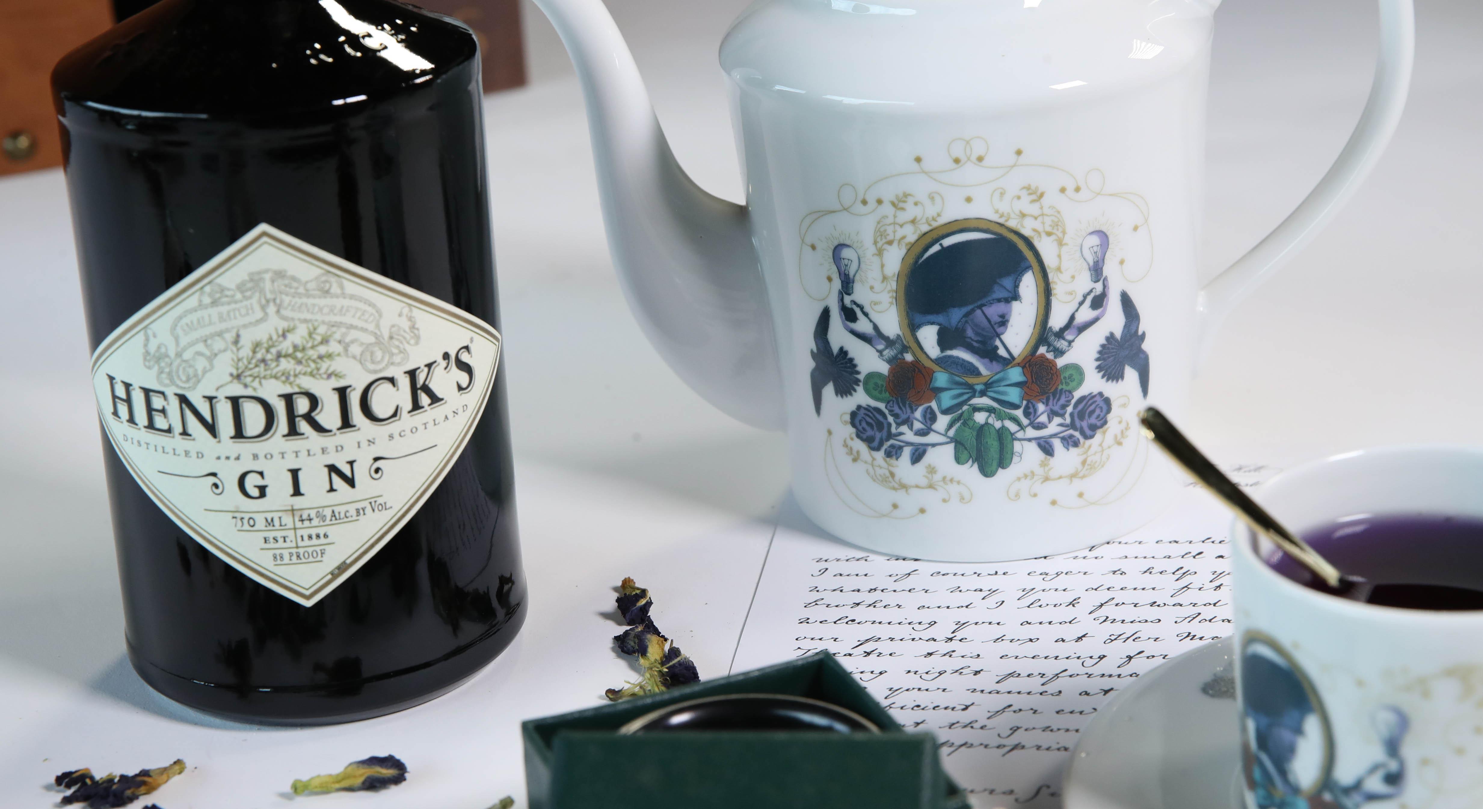 HBO Hendricks Tea