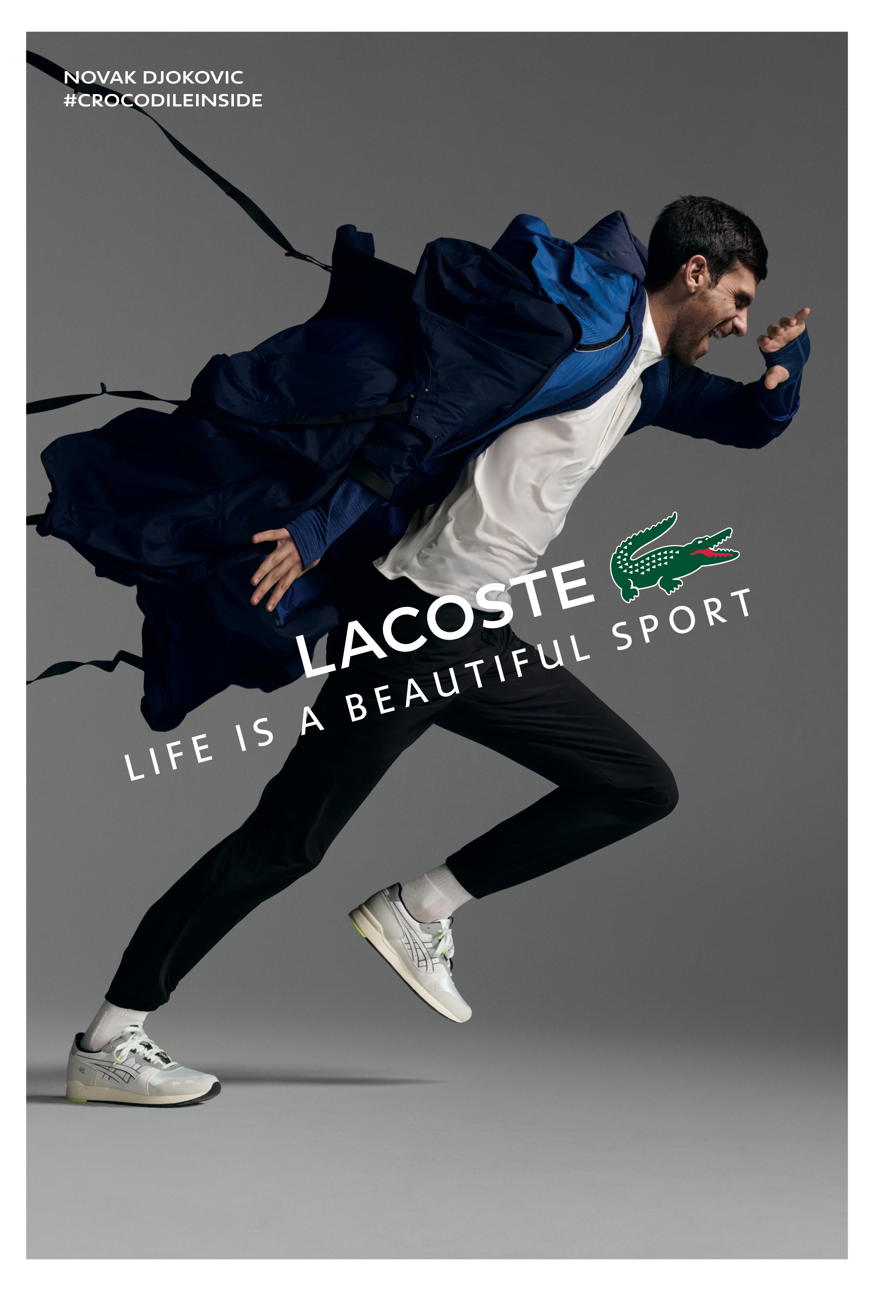 Lacoste The Wind Nova