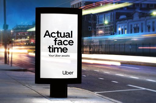 Uber OOH 2