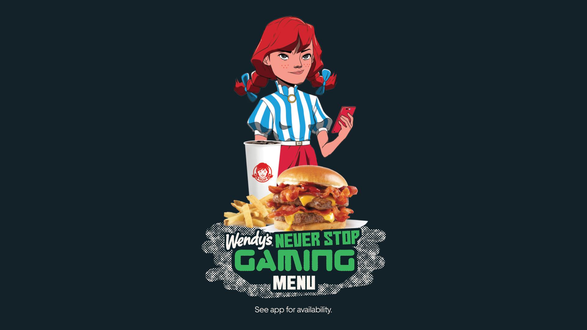 Streamer Wendy illustration