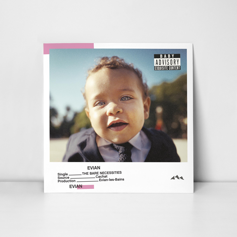 Evian Vinyl