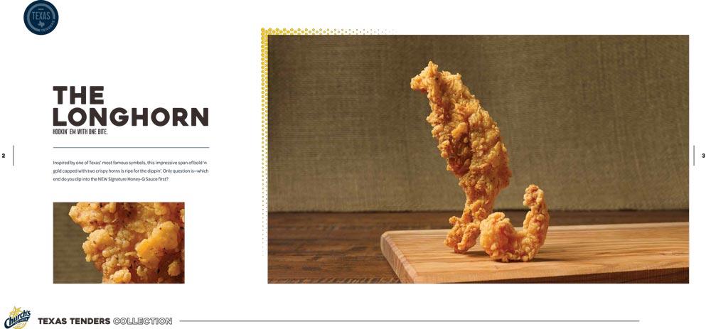 Church's Chicken lookbook