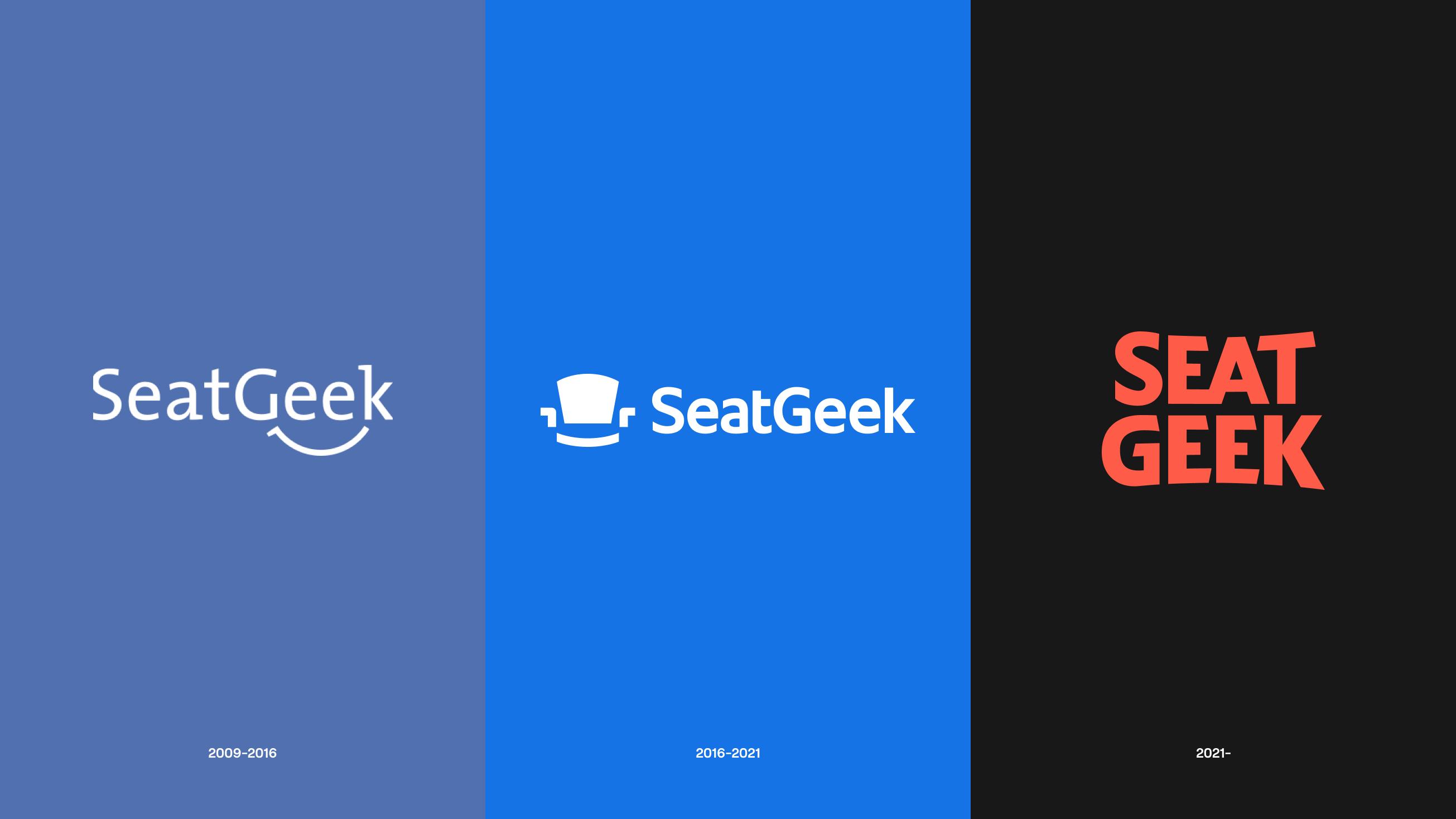 seatgeek logo evolution