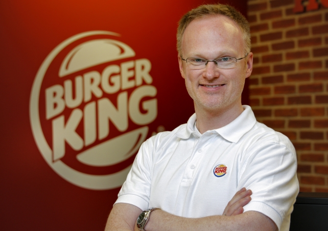 Burger King Names David Lead Global Agency