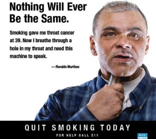 Anti-Smoking Campaigns Work, So Don't Quit Now