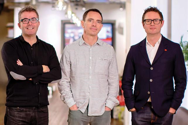 Adam&Eve DDB's last two founders Golding and Murphy leave agency