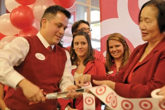 Target Gets Local With On-the-Field Team of PR Pros