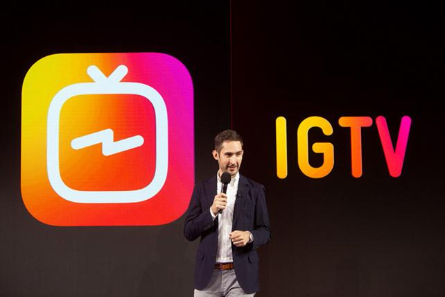 It's not TV, it's Instagram: New app built for longer video