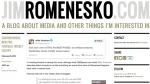Jim Romenesko Talks Fox News, Ad Rates and How He Snagged 300,000 Page Views on a Saturday