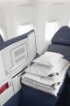 Delta, United Use Perks to Battle for Business-Class Fliers