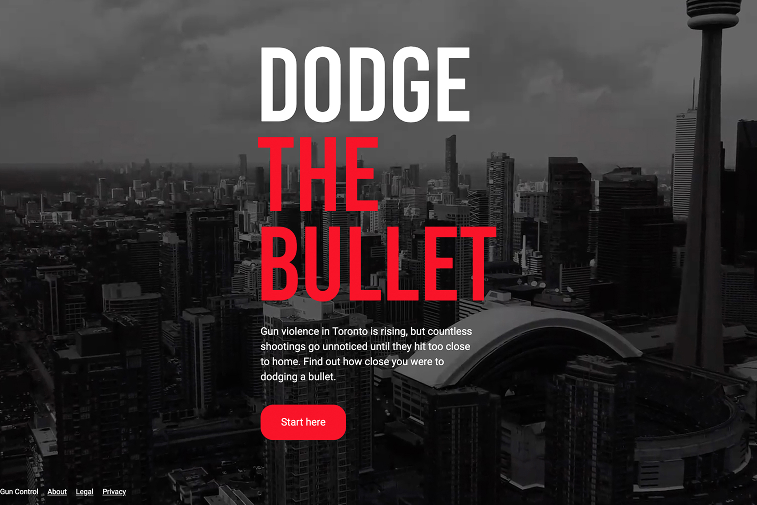 Dodge the Bullet