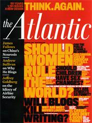 Atlantic Unveils New Look