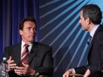 Arnold Schwarzenegger: Miss Alaska Beats Mr. Universe