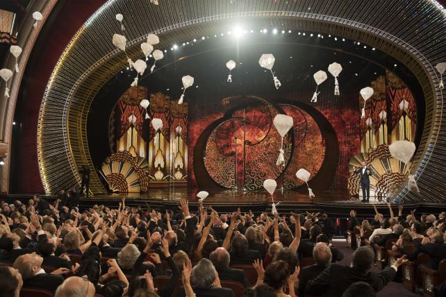 Sweet Serendipity: Candy Makers Embrace Star Turn at Oscars
