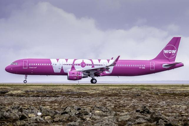 Wow Air shuts down, stranding 2,700 flyers