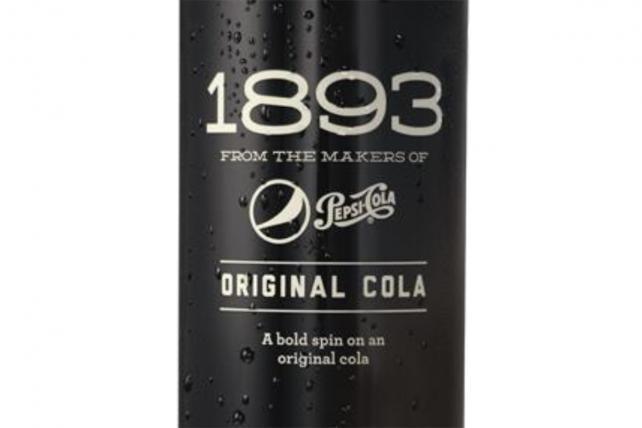 Pepsi's New '1893' Soda Further Blurs Booze, Soda Marketing