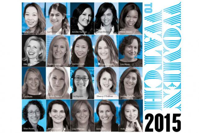 Ad Age's Women to Watch 2015