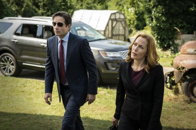 Ford Returns as Sponsor of 'The X Files'