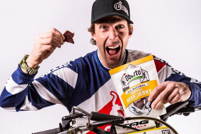 Jerky Brands Double Down on Athletes in Advertising