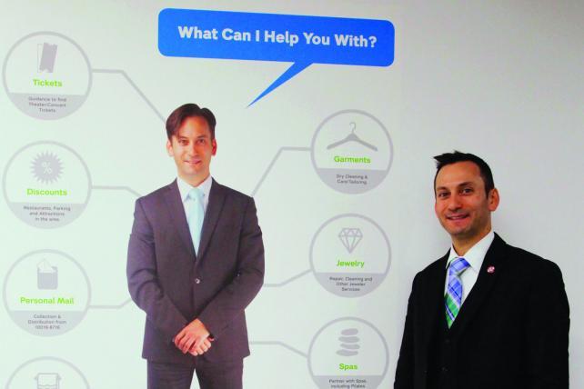 At Y&R, a Master Concierge Is Key