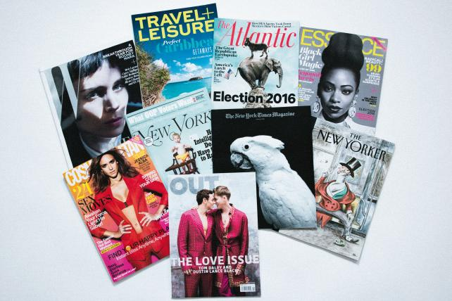 Ad Age's 2015 Magazine A-List: See All the Winners