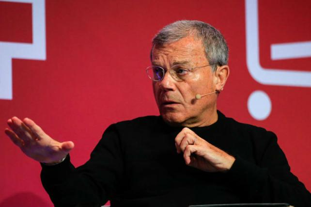Sorrell: S4 Capital isn't actually snubbing creativity