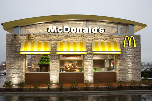 Spotify-Backed Startup Scores Music Streaming Deal With McDonald's