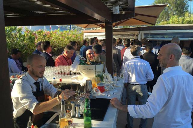 Cannes Day Two: Boys Night Out and Eric Schmidt vs. the Terminator
