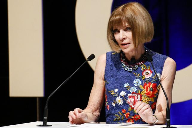 Cannes Day Three: Anna Wintour, an Island Retreat and the Failure of the Machines