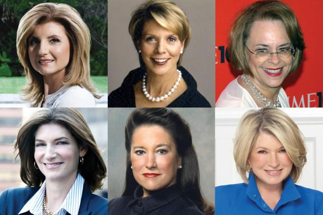 Why Don't More Women Run Media Companies?